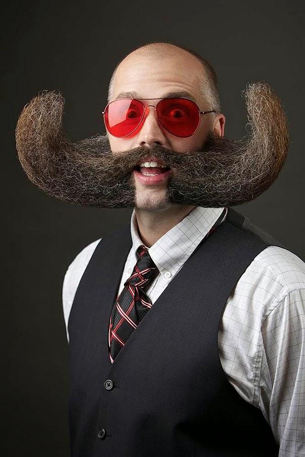 campeonato mundial de barba y bigote