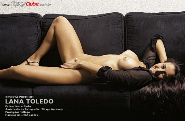 Lana Toledo sexy Clube