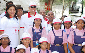 Vvs Lakshman at 5k Walk to encourage blood donation-thumbnail-2