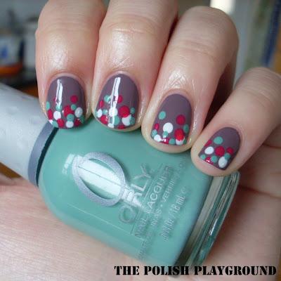 Polka Dot Gradient