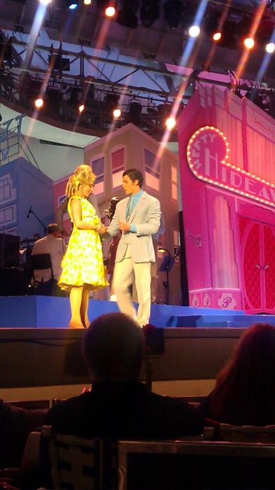 Nick Jonas como Link Larkin en Hairspray  365557498