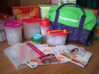 TupperwareRaya-New Kitbag Pendaftaran 2013