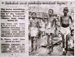 workers romusha.