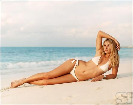 Maria Sharapova hot body