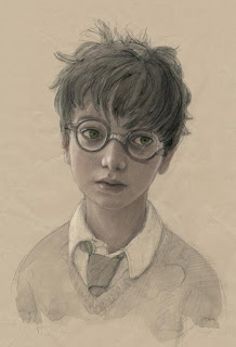 First illustration book of the Harry Potter series to be released, click to see Photos!
