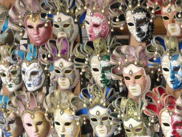 Maski we Florencji