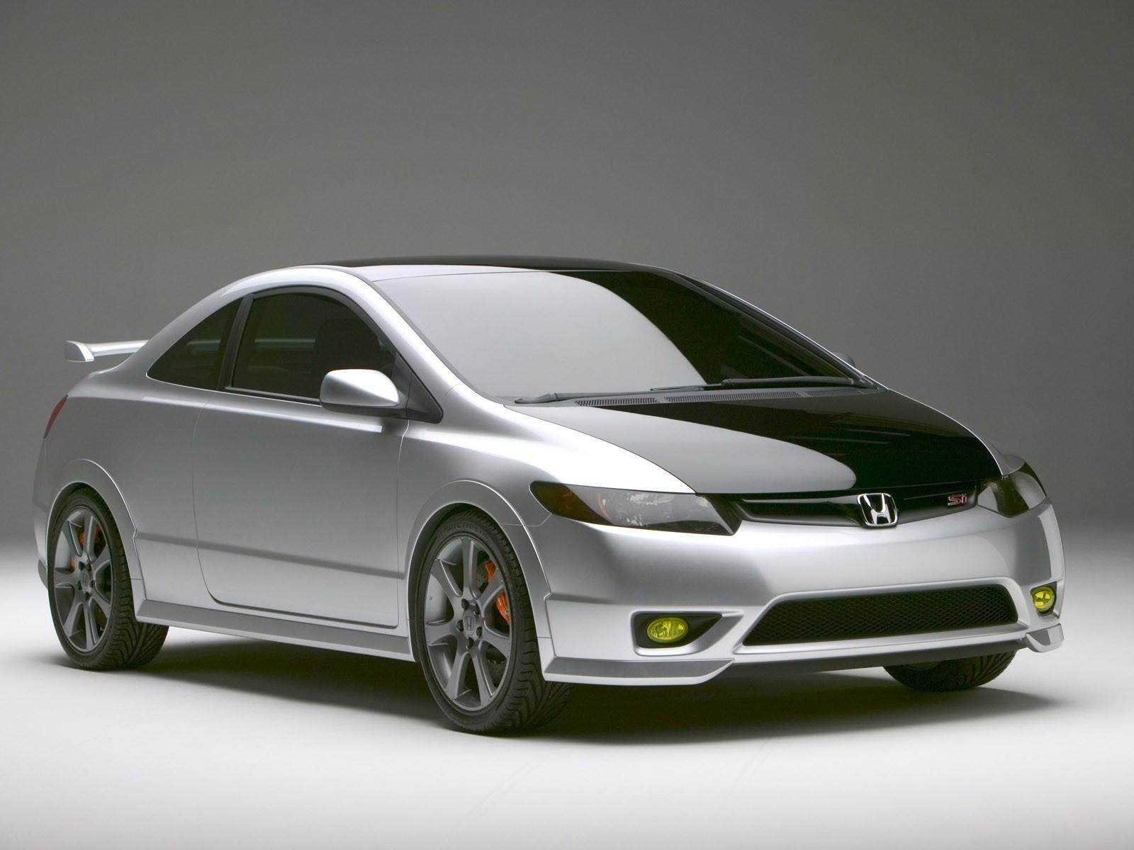 Honda Civic 2005 Auto Car