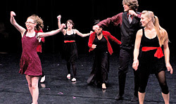 Holiday dance concert