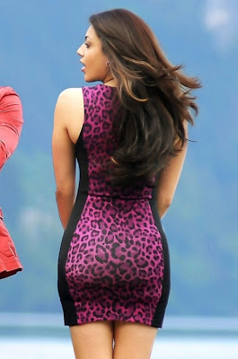 Romantic Actress Kajal Agarwal Latest Hot Stills in Nayak