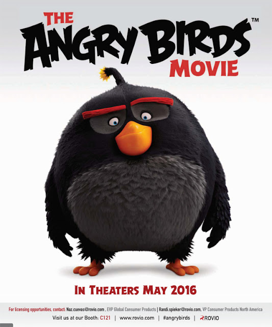 Películas animadas 2016