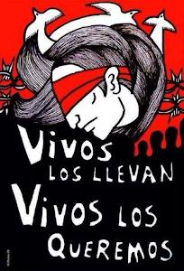 Ayotzinapa ¡VIVOS LOS QUEREMOS!