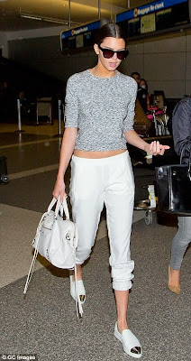 Kendall Jenner Cutted Out A Demure Yet Chic Outfit On Thursday As She