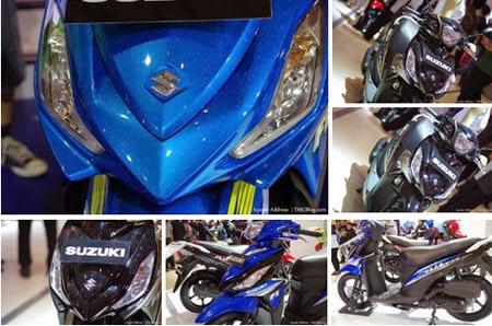 gambar suzuki address terbaru 2015