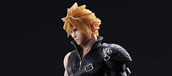 FINAL FANTASY 7 ADVENT CHILDREN CLOUD P.A.K.