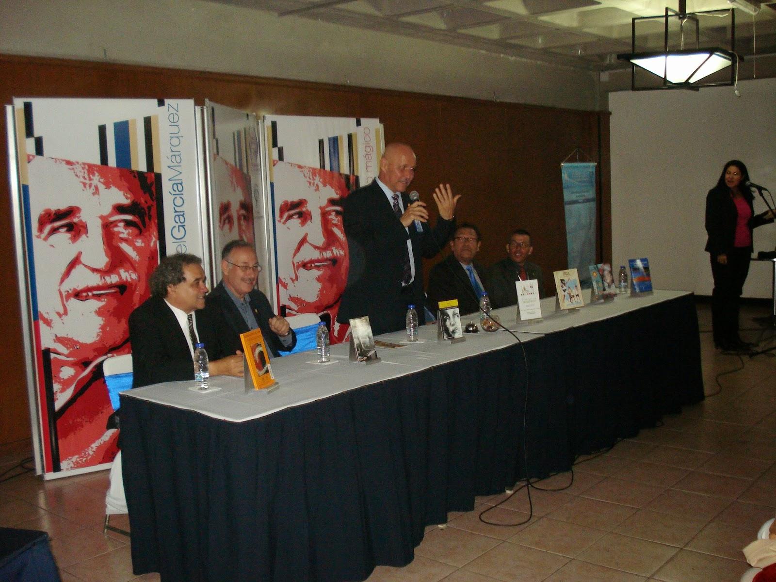 El Rector reconoció  a cada una de las personas y dependencias que trabajan para ofrecer los productos de profesores y estudiantes ulandinos.