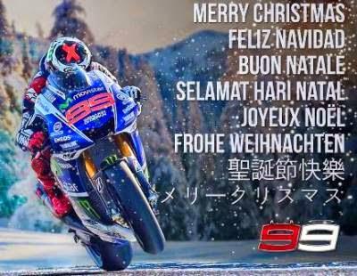 Ucapan Selamat Natal Dari Lorenzo