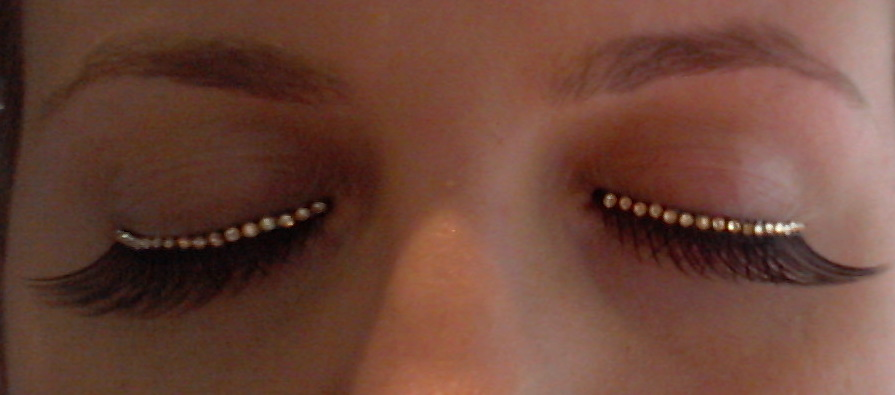 Beauty And The Blogger Dior Grand Bal Collection False Eyelashes