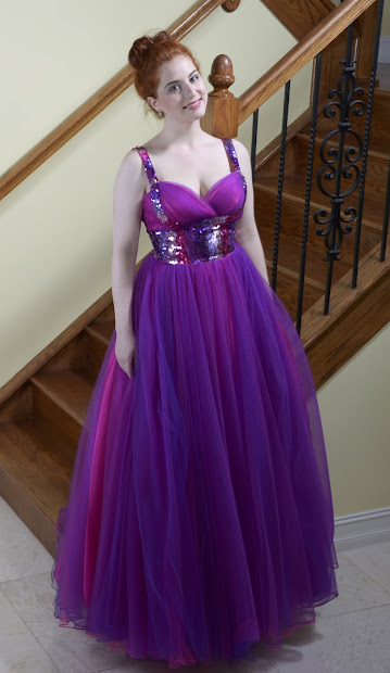 twin vogue prom dress fashion