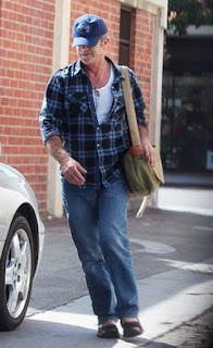 Mel Gibson - Pés Masculinos - Male Feet