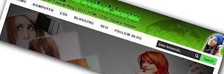 Follower di Menu Blog