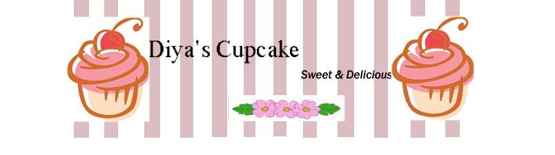 Diya's Cupcake