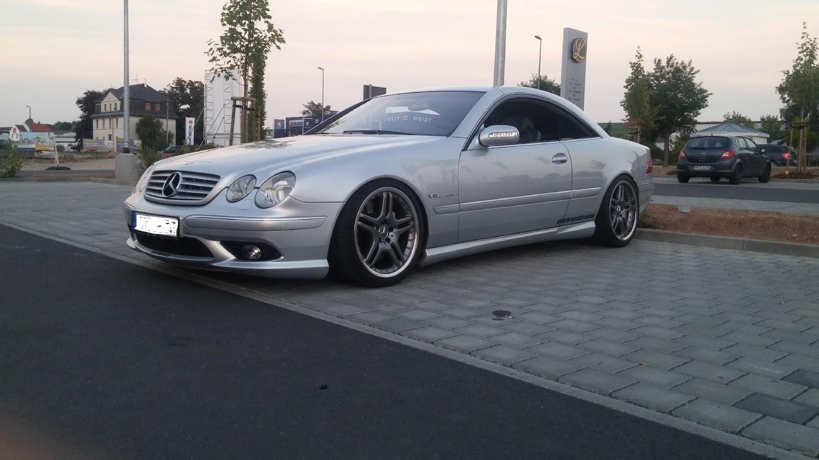 Mercedes-Benz C215 CL55 AMG | BENZTUNING