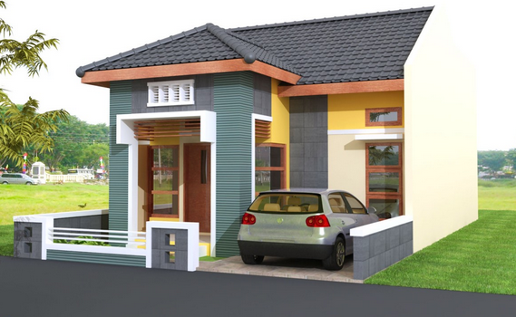 Rumah SederhanaTapi Mewah Dan Cantik