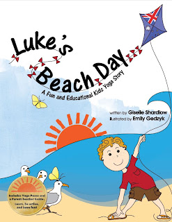 Luke's Beach Day cover