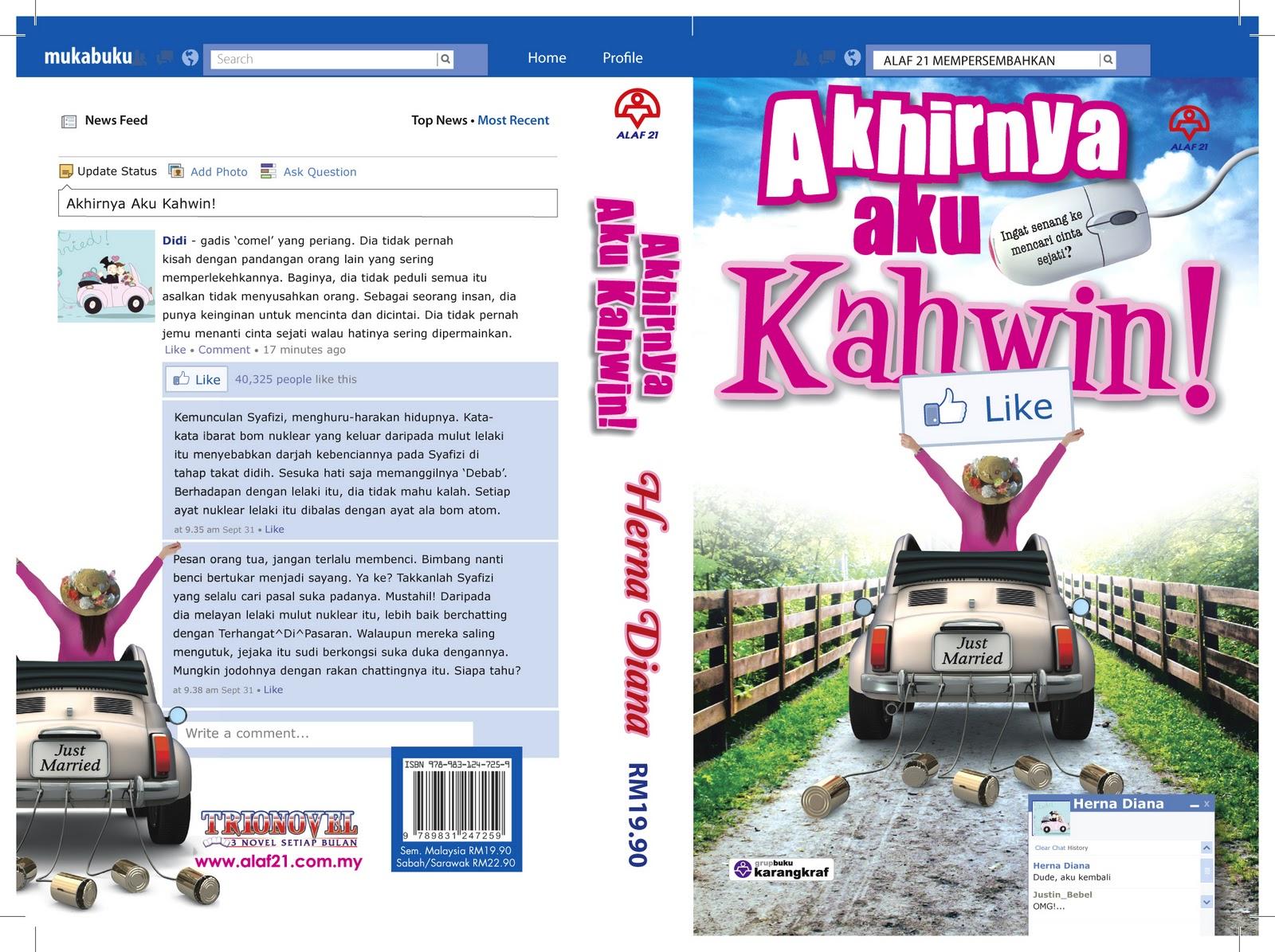 inilah cover novel terbaru HD (^_^)