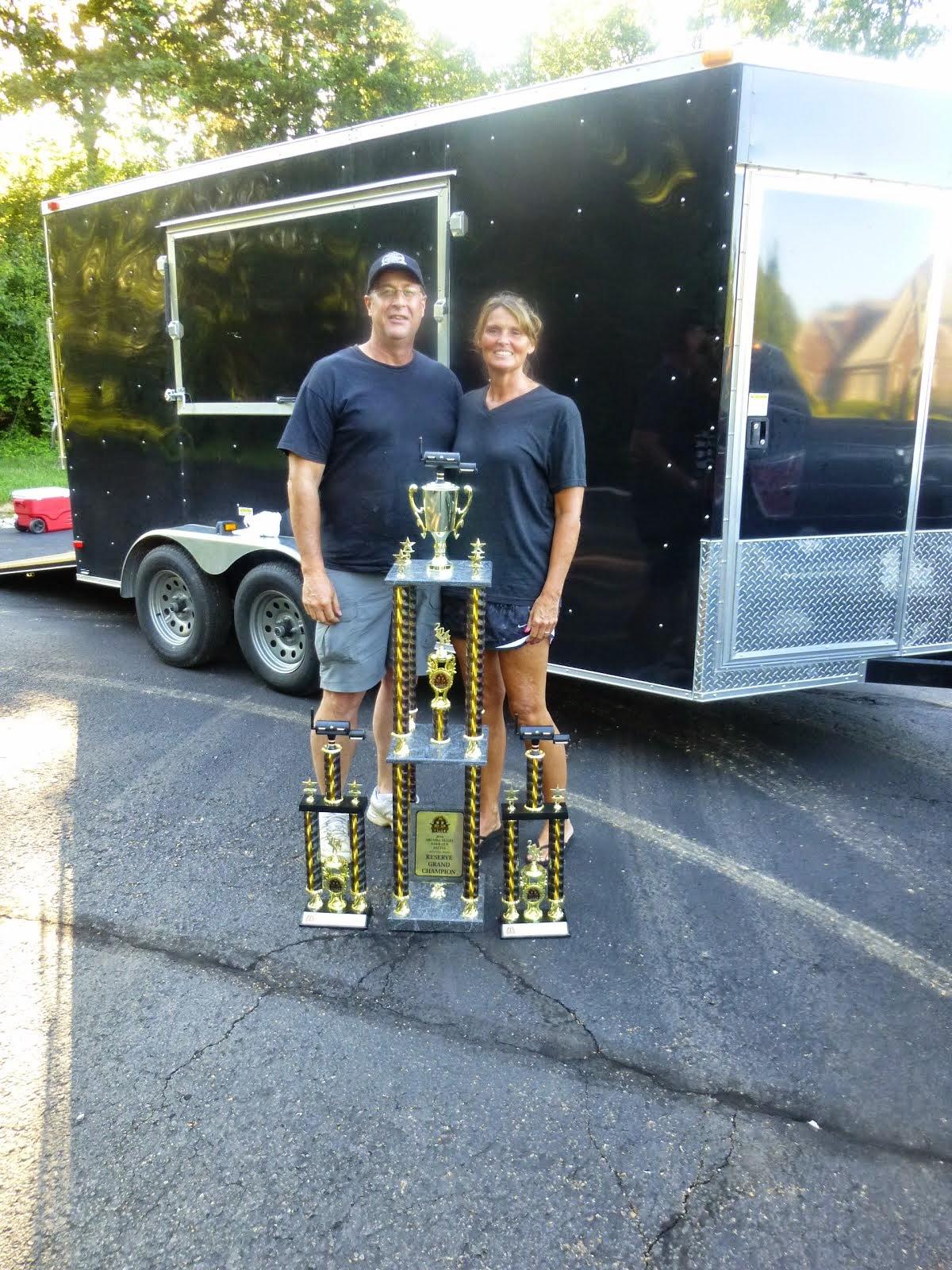 2014 Arcadia Valley BBQ Championship