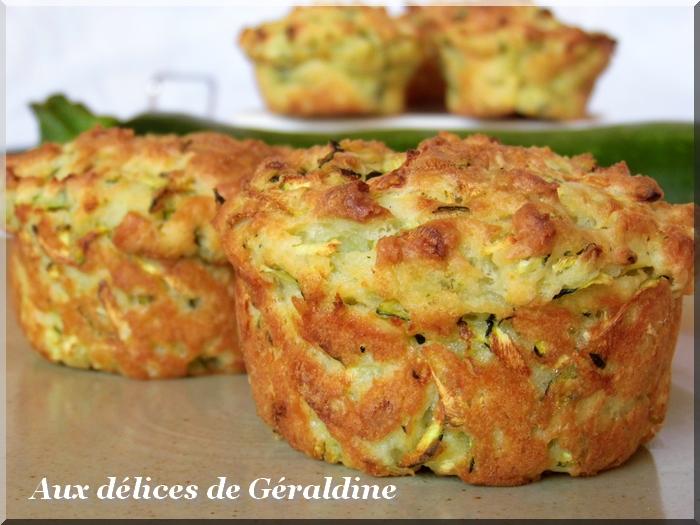 Cake Courgette Saumon Chevre