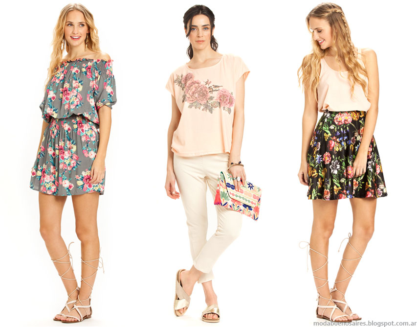 Moda 2018 moda y tendencias en buenos aires n cleo moda - Q esta de moda en ropa ...