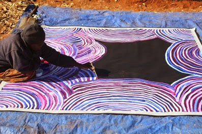 http://www.kateowengallery.com/page/Aboriginal-Dot-Painting.aspx