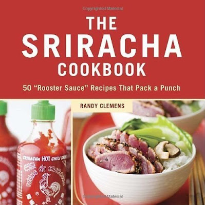 Sriracha Cook Book - 25 Great Gifts for Sriracha Lovers {Christmas gift guide, Sriracha Gifts}