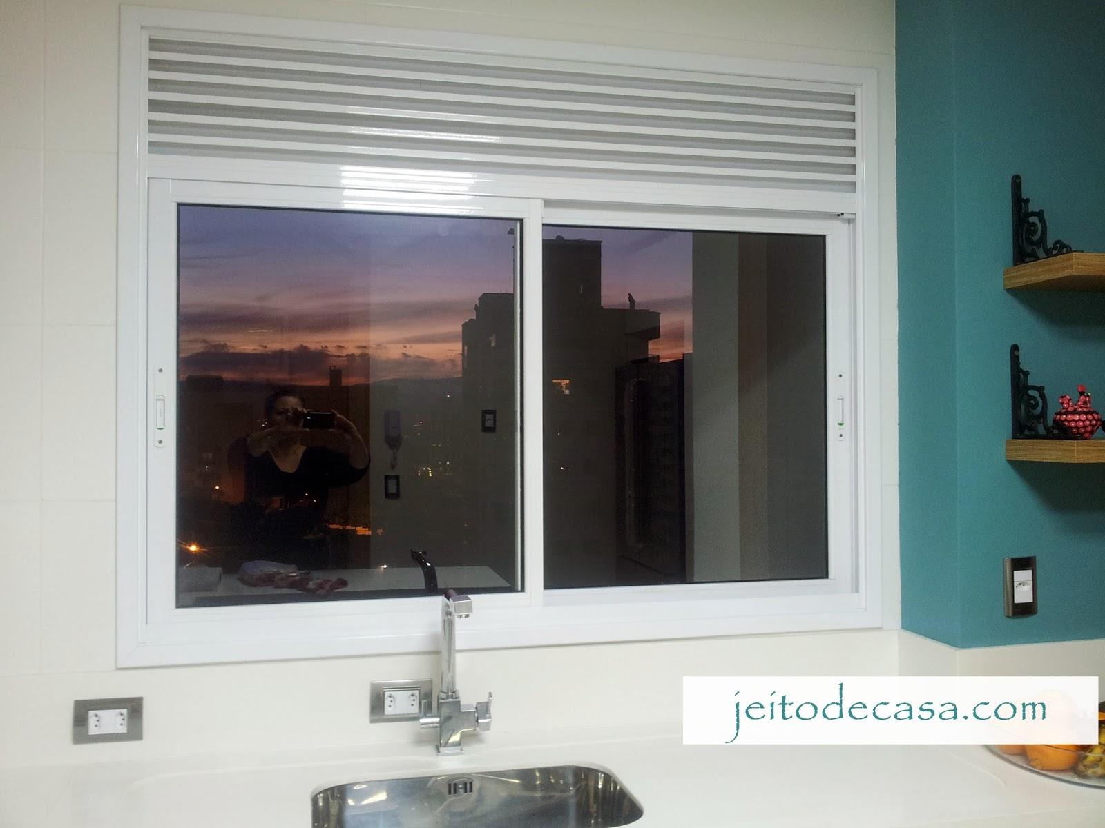 #3C6E71 Mais um belo visual de fim de tarde para eu curtir  42 Janelas De Vidro Cozinha