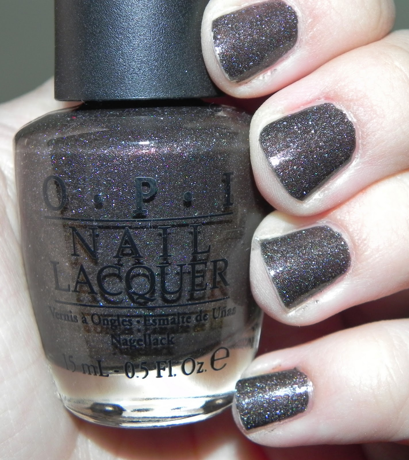 Nail of the Day: My Private Jet by OPI