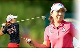 宮里美香 LPGA 初優勝