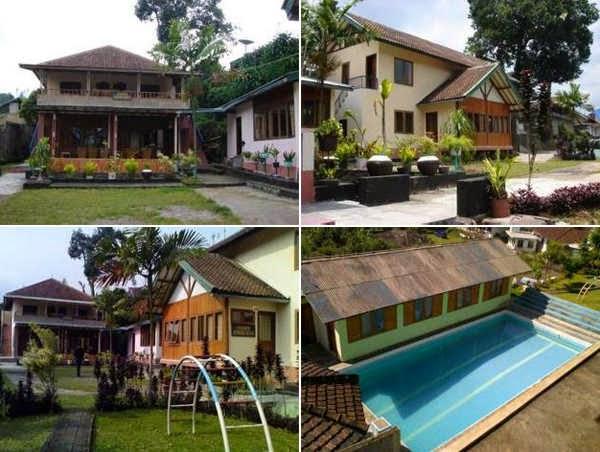 Villa Tunas Alam Mutiara Puncak Cisarua
