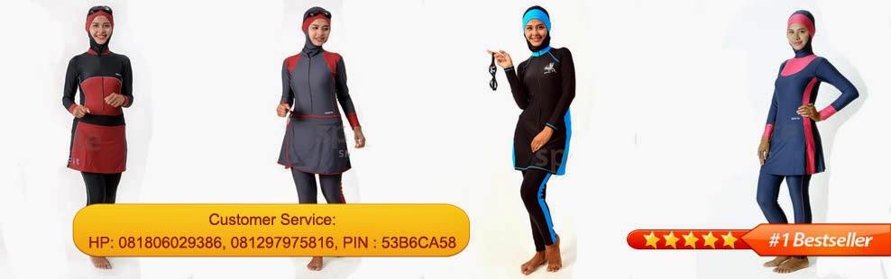 toko online baju renang muslimah, muslim, wanita, anak, bayi, model karakter, harga murah