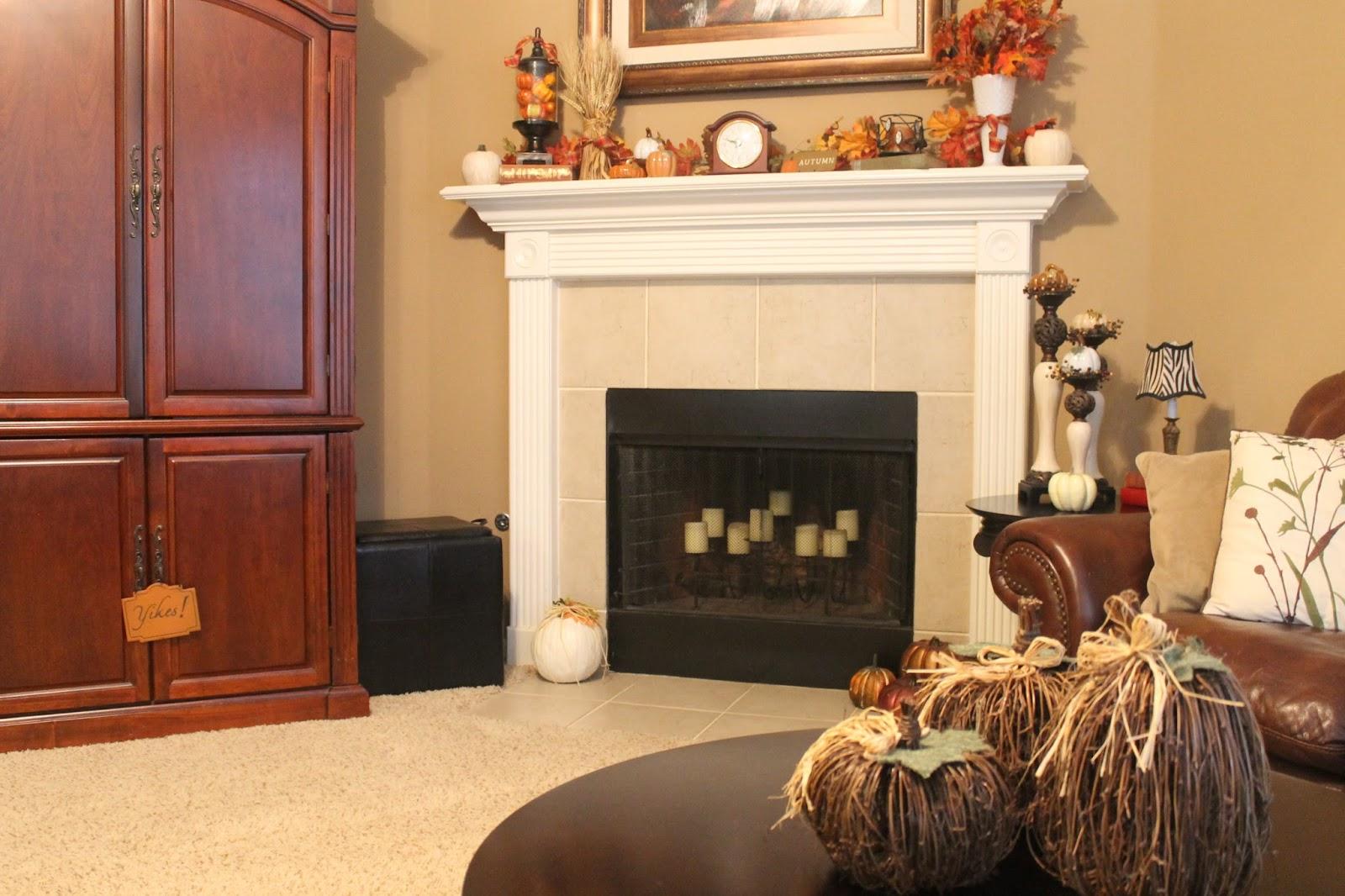 texas decor fall decor part 1 mantel and living room