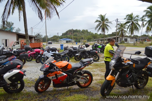 Ride Jelajah Timur EduRiders@KL (Hari Kedua)