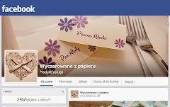 Odwiedź mnie na Facebooku!