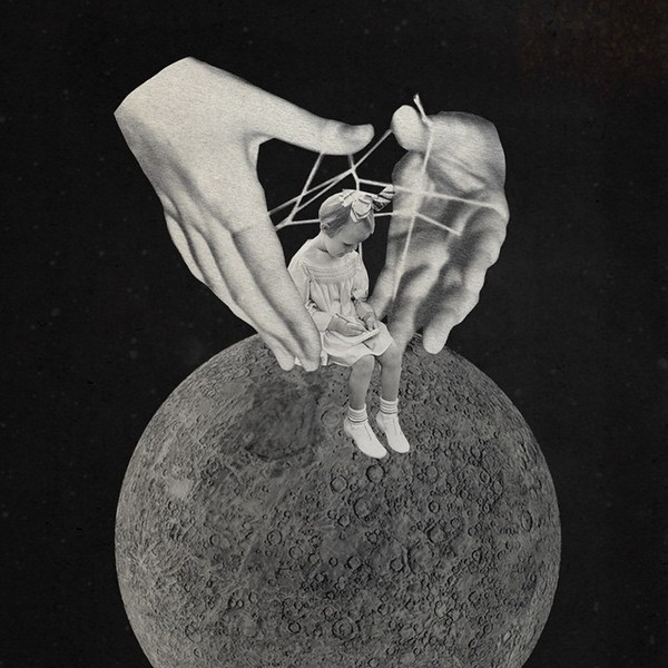 Surreal Collages | © Sato Masahiro 佐藤 正浩 (aka Q-TA)