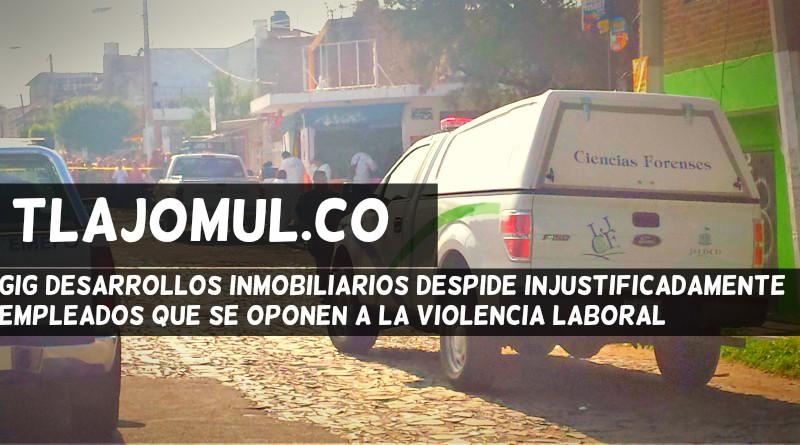 TLAJOMUL.CO  CUIDESE DE GIG Desarrollos Inmobiliarios CLAN Gómez Flores de La Rioja