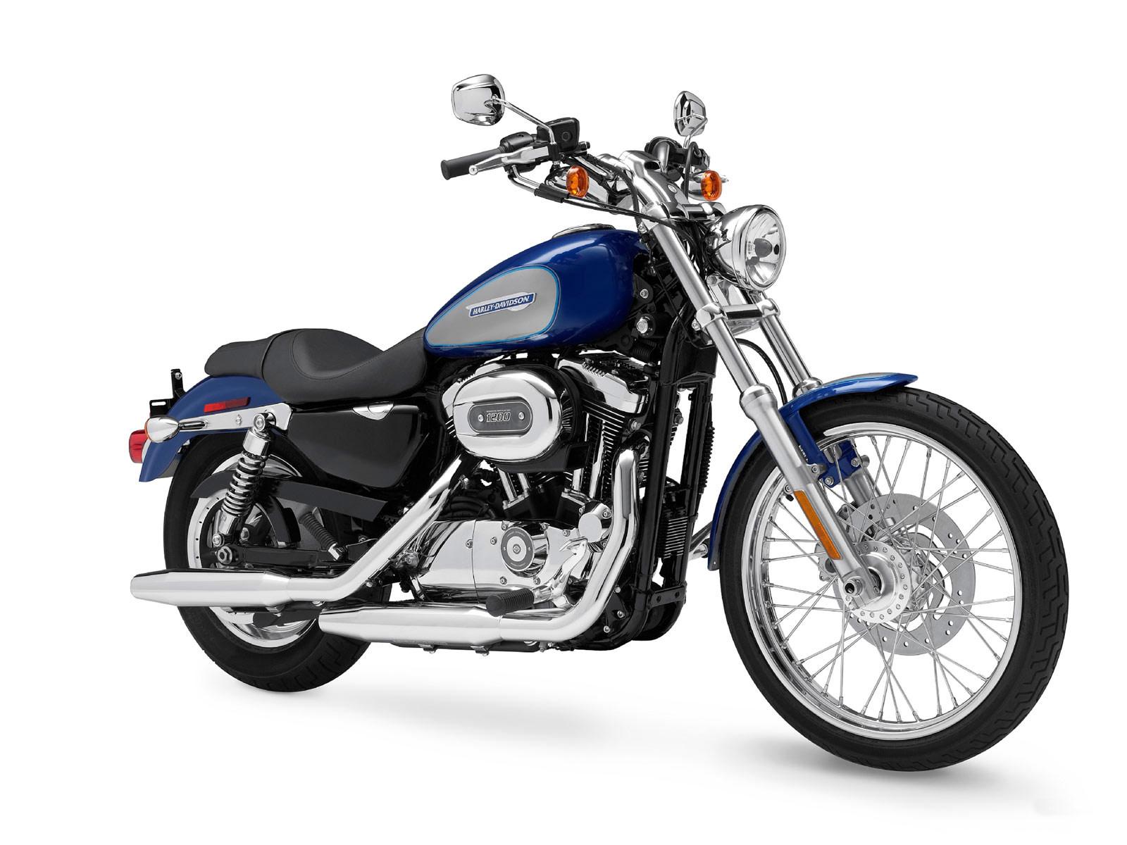 2009 Xl1200c Sportster Custom Harley