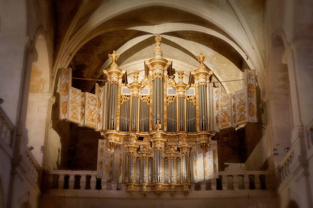Uzès orgue