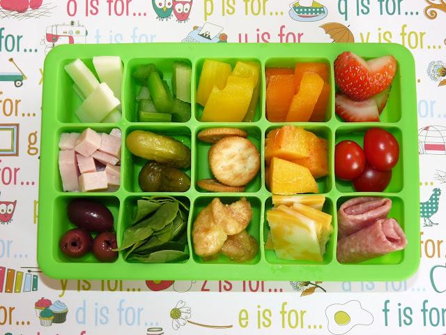 icecube rainbow bento lunch