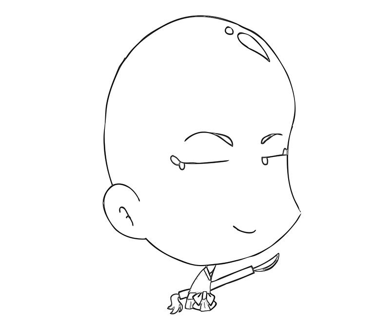 printable-ikkaku-madarame-face_coloring-pages-1