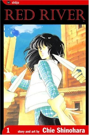 Manga Red River (Anatolia Story) cover