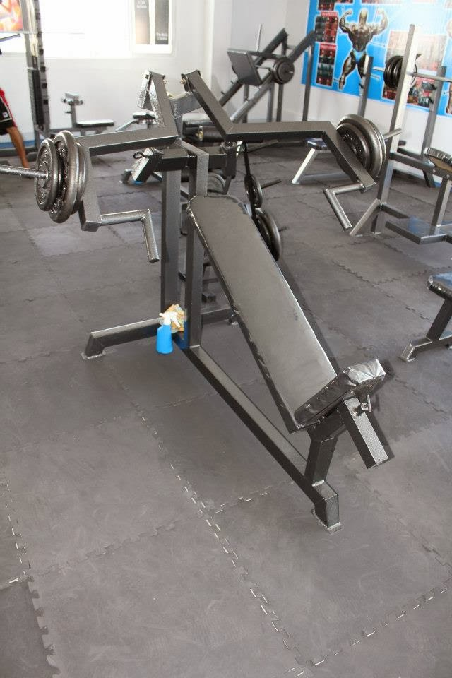 Kenntoff Fitness Gym - Equipment for chest workouts